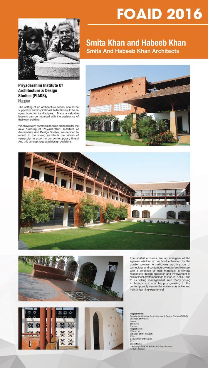 Smita Khan & Habeeb Khan - Smita & Habeeb Khan Architects