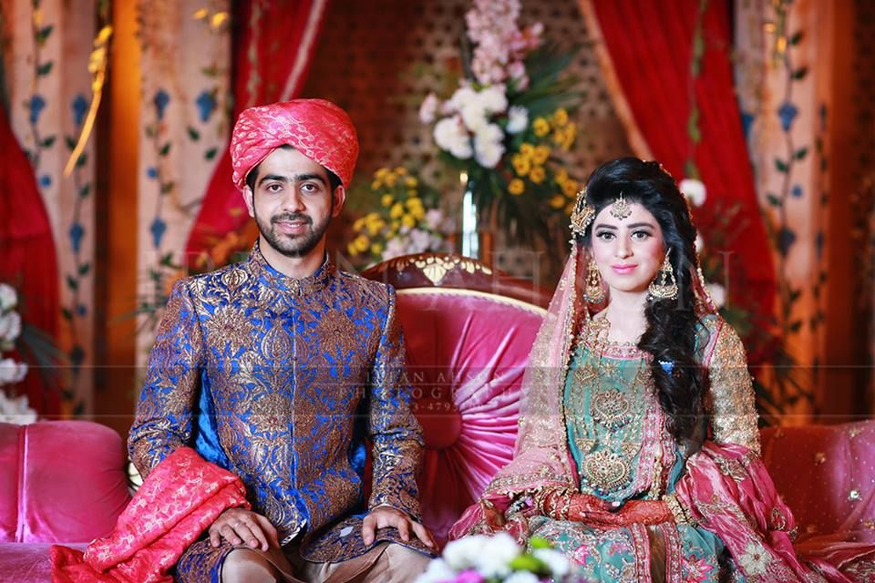 Mehndi Ceremony Outfits : Stylish pakistani groom mehndi dresses for this season