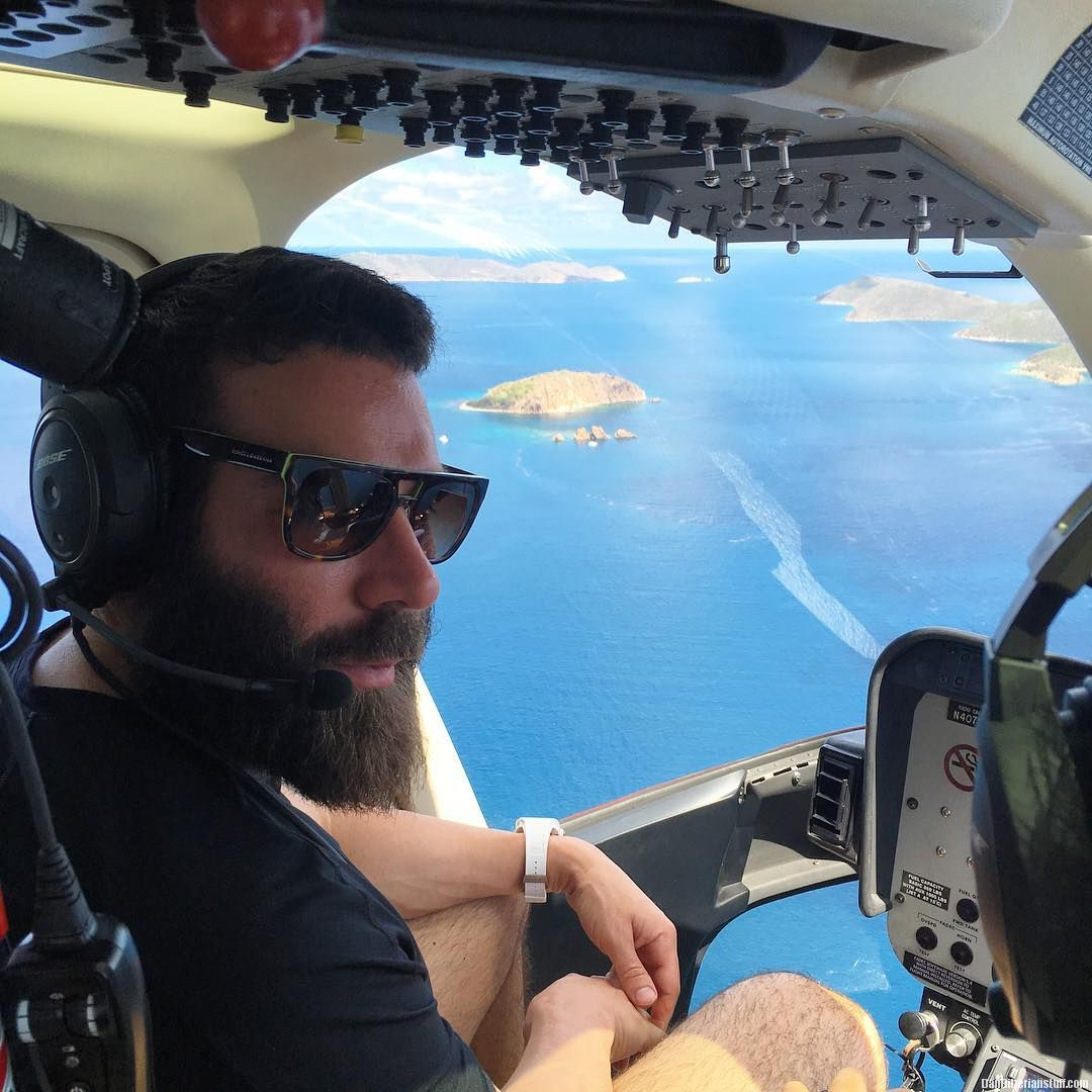 81e8fb4873 Today I will swim with sea turtles | Dan Bilzerian: Instagram king and  Poker player