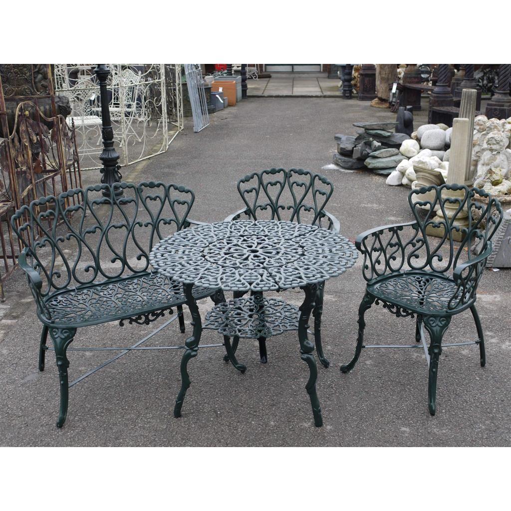 Wrought Iron Patio Furniture Sale
