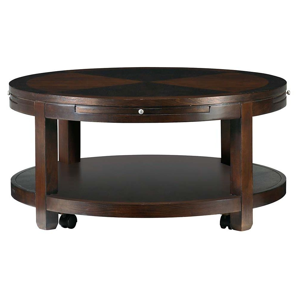 77 Round Espresso Coffee Table Best Bedroom Furniture Check More At Http