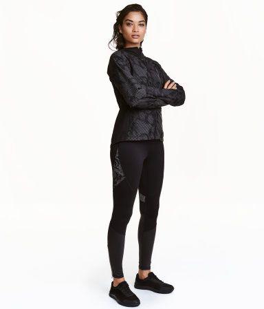 Hardlooplegging | Zwart | Dames | H&M NL