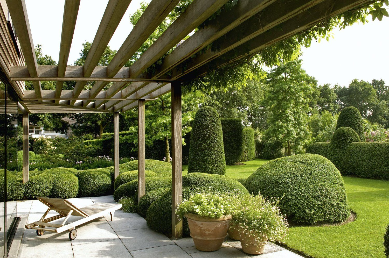 manuel sauer / creating garden privacy | pergole | pinterest, Gartengerate ideen