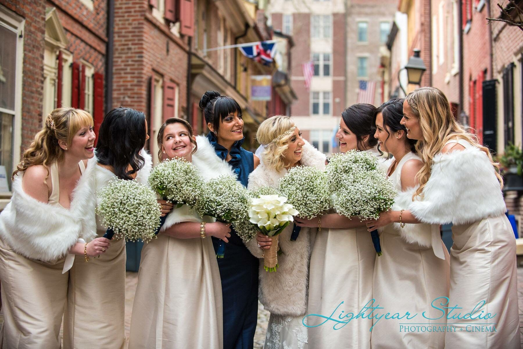 Winter wedding in philadelphia elfreths alley shawls alexbridal winter wedding in philadelphia elfreths alley shawls alexbridal etsy bridesmaid dresses alfred ombrellifo Image collections