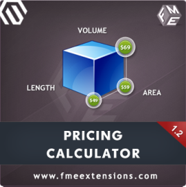 This Magento Product Pricing Calculator PlugIn Helps You To
