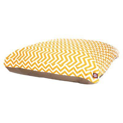 Found it at Wayfair - Zig Zag Pillow Pet Bed