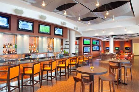 Finest One Of The Best Sports Bar U Restaurants In Miami Florida With Sports  Bar Design Ideas