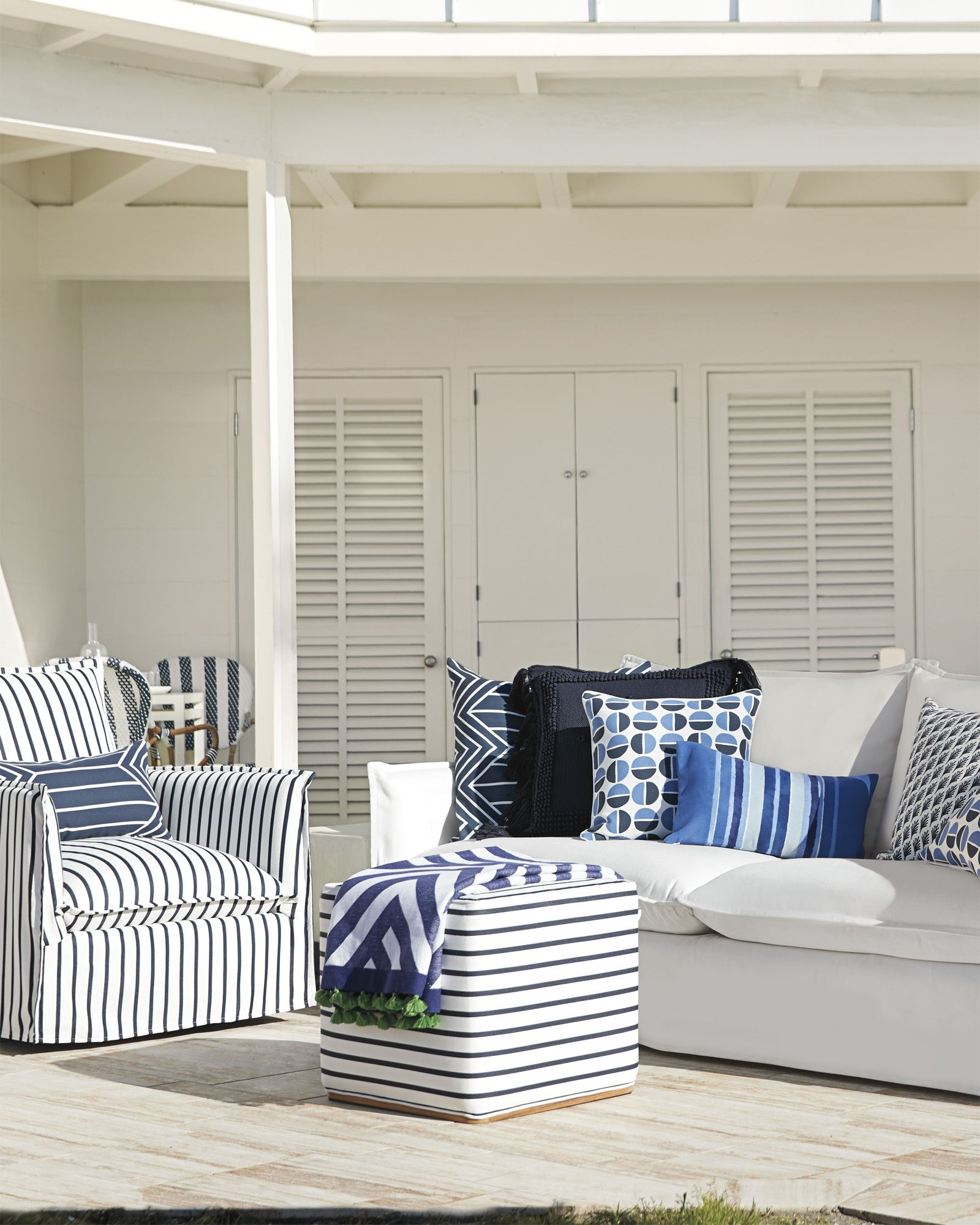 serena and lily montecito outdoor pillow contemporary . serena and lily montecito outdoor pillow  outdoor live