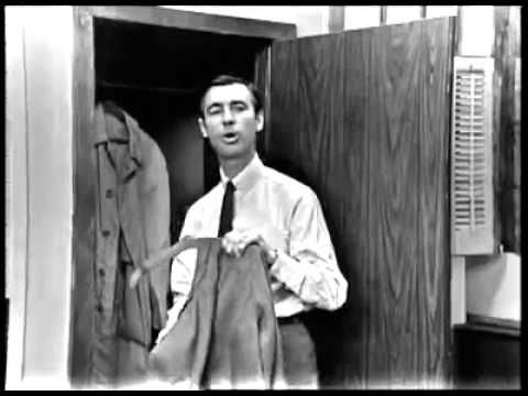Mr Rogers Neighborhood First Episode Opening 2 19 1968 Mister Rogers Neighborhood Mr Rogers The Neighbourhood