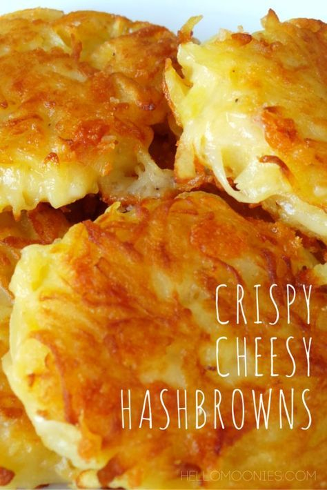 Photo of Crispy Cheesy Hash Browns | hellomoonies