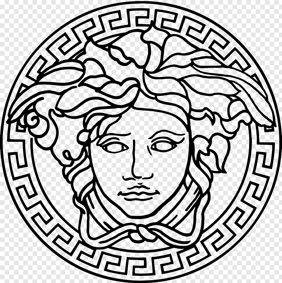 Versace Logo Fashion Brand Others Free Png Versace Logo Versace Tattoo Fashion Logo