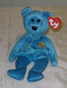 CLASSY  1 BEAR - Ty Beanie Baby (Beanies 62a44d6ff643