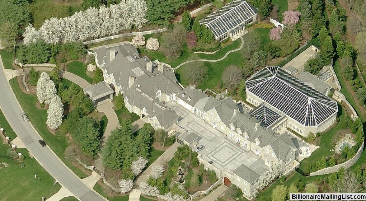 Suburban Mega Mansion Showing Its Assets In Potomac For