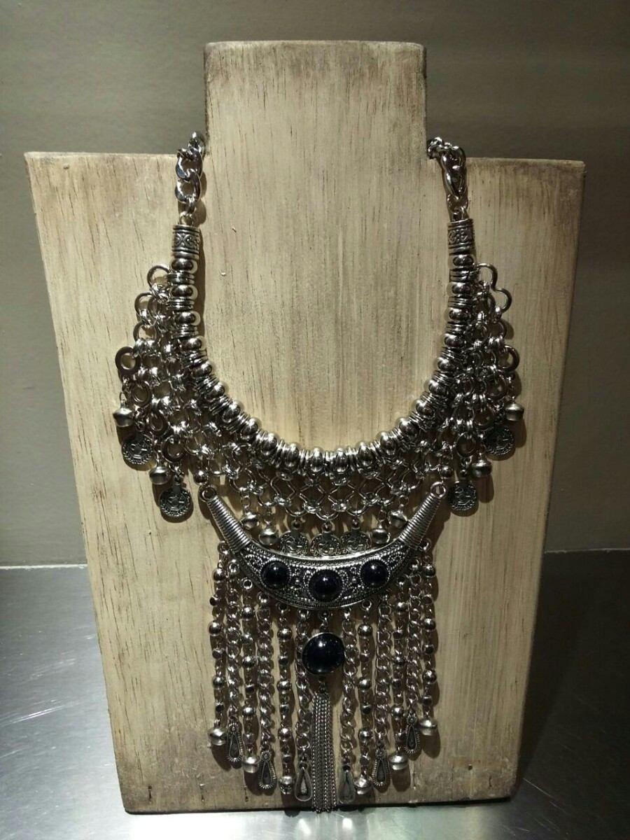 e48191924e85 Exhibidor Para Collar Rustico Pallet Reciclado -   129