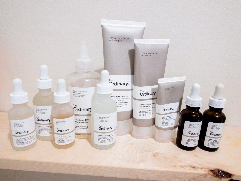 The Ordinary Skincare Regimen For Brown Acne Prone Skin Acne Prone Skin The Ordinary Products The Ordinary Skincare