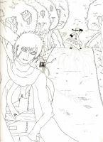 (1 version)Orange hokage, a friend and... by UzumakiKaila