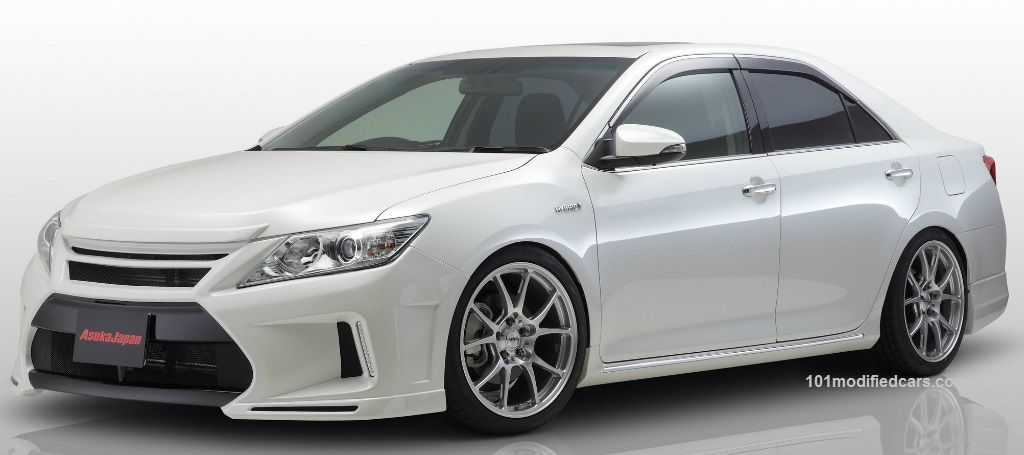 Modified Toyota Camry Hybrid 2017 Http Www 101modifiedcars Newsletters