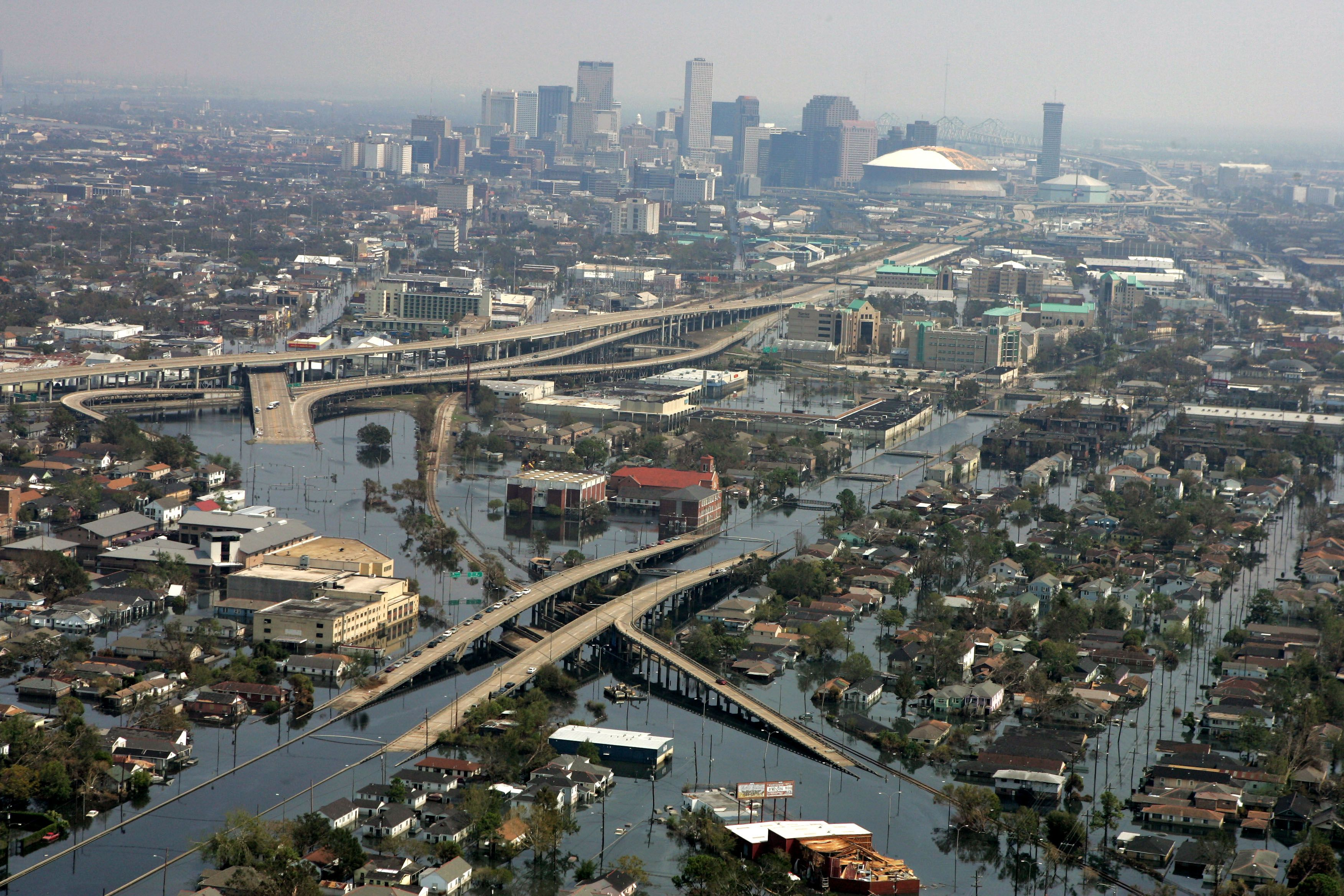 From Resilience To Resurgence After Katrina New Orleans Hurricane Storm Surge Sea Level Rise