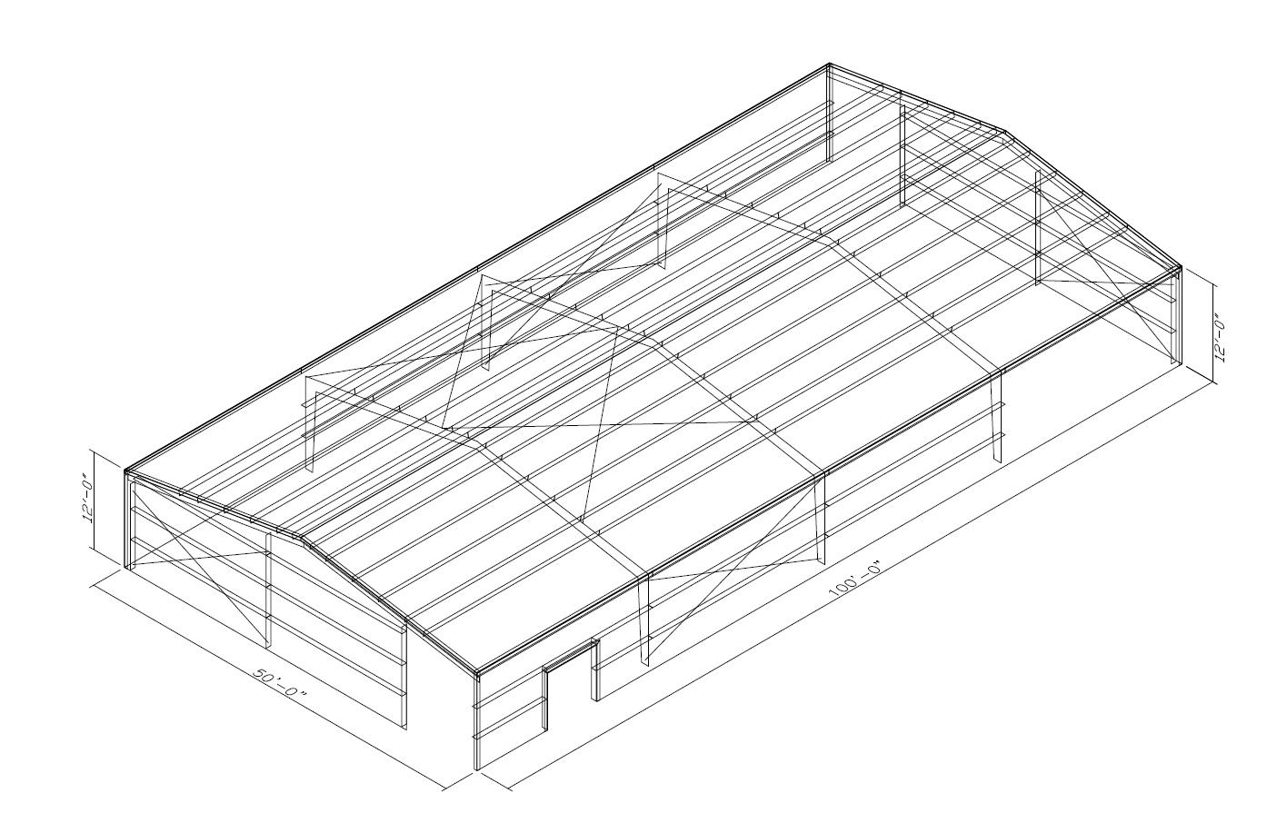 50 X 100 Prefab Metal Buildings For Sale Metal Buildings For Sale Metal Building Kits Metal Buildings