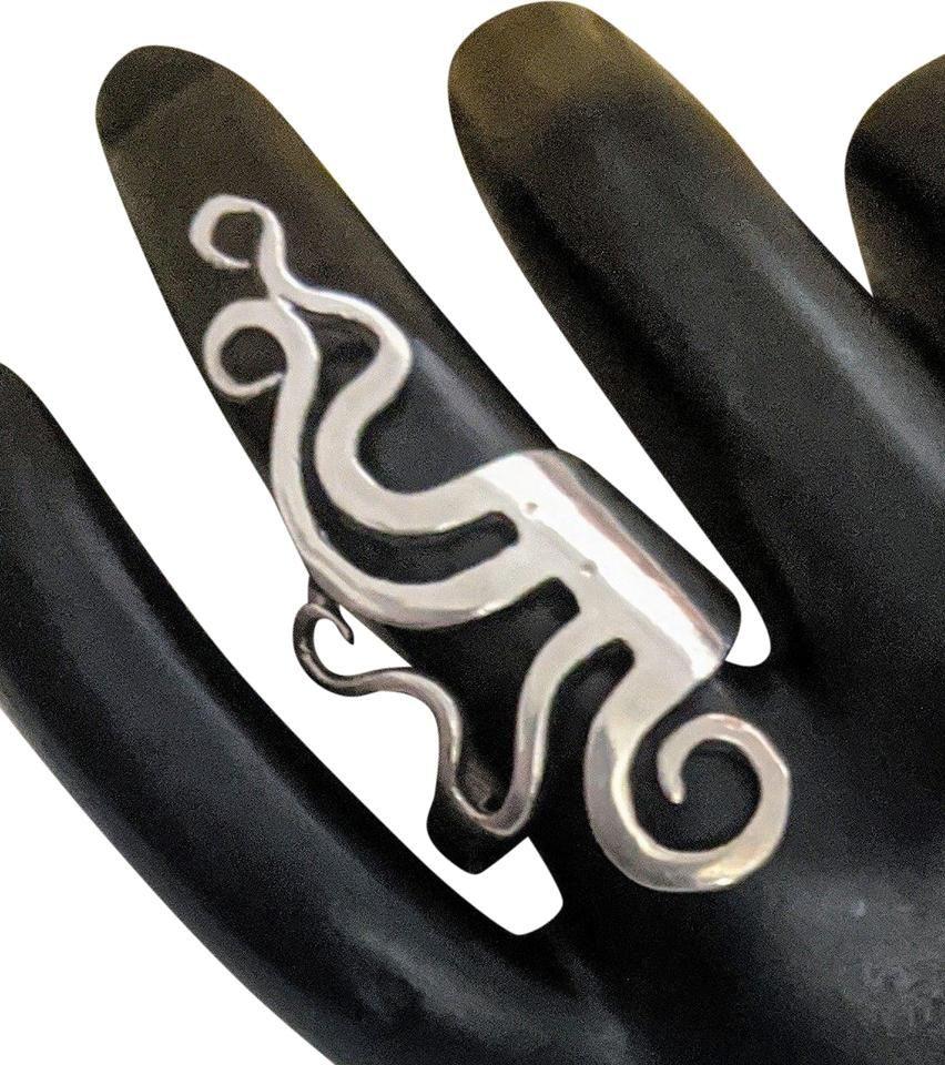 Tradesy   Sterling Silver Fork Ring - Vintage