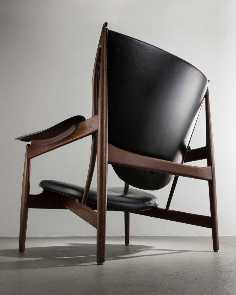 Finn Juhl    Baker    Chieftain Chair  ca  1950Finn Juhl    Baker    Chieftain Chair  ca  1950   This  . Finn Juhl Chair 108. Home Design Ideas