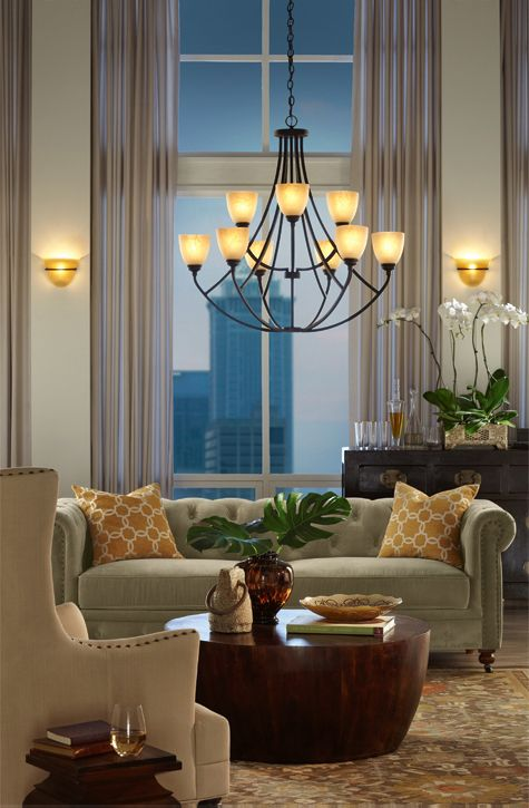 Living Room Lighting Ideas At The Home Depot Living Room Lighting Tips Ceiling Lights Living Room Living Room Lighting Design