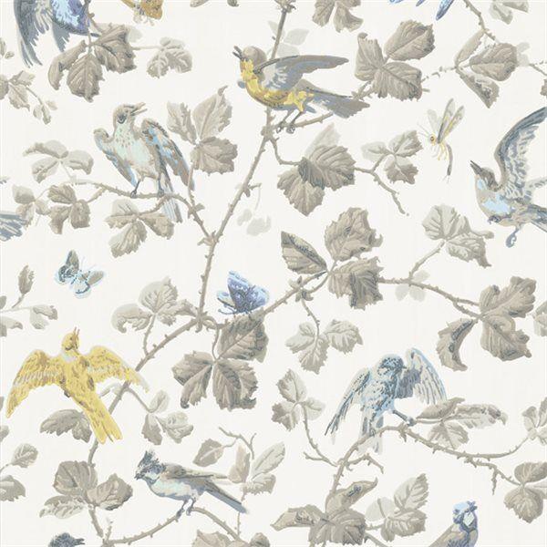Papier Peint Winter Birds En 2018 Wall Paper Pinterest Papier