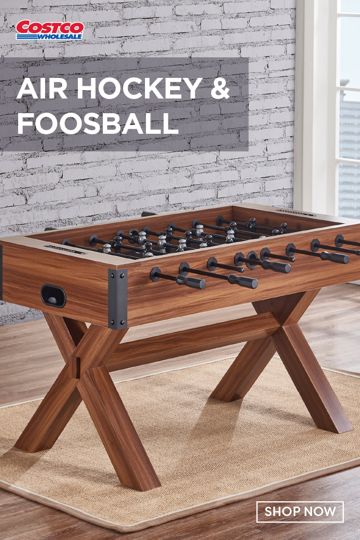 Air Hockey And Foosball In 2020 Garage Game Rooms Small Game
