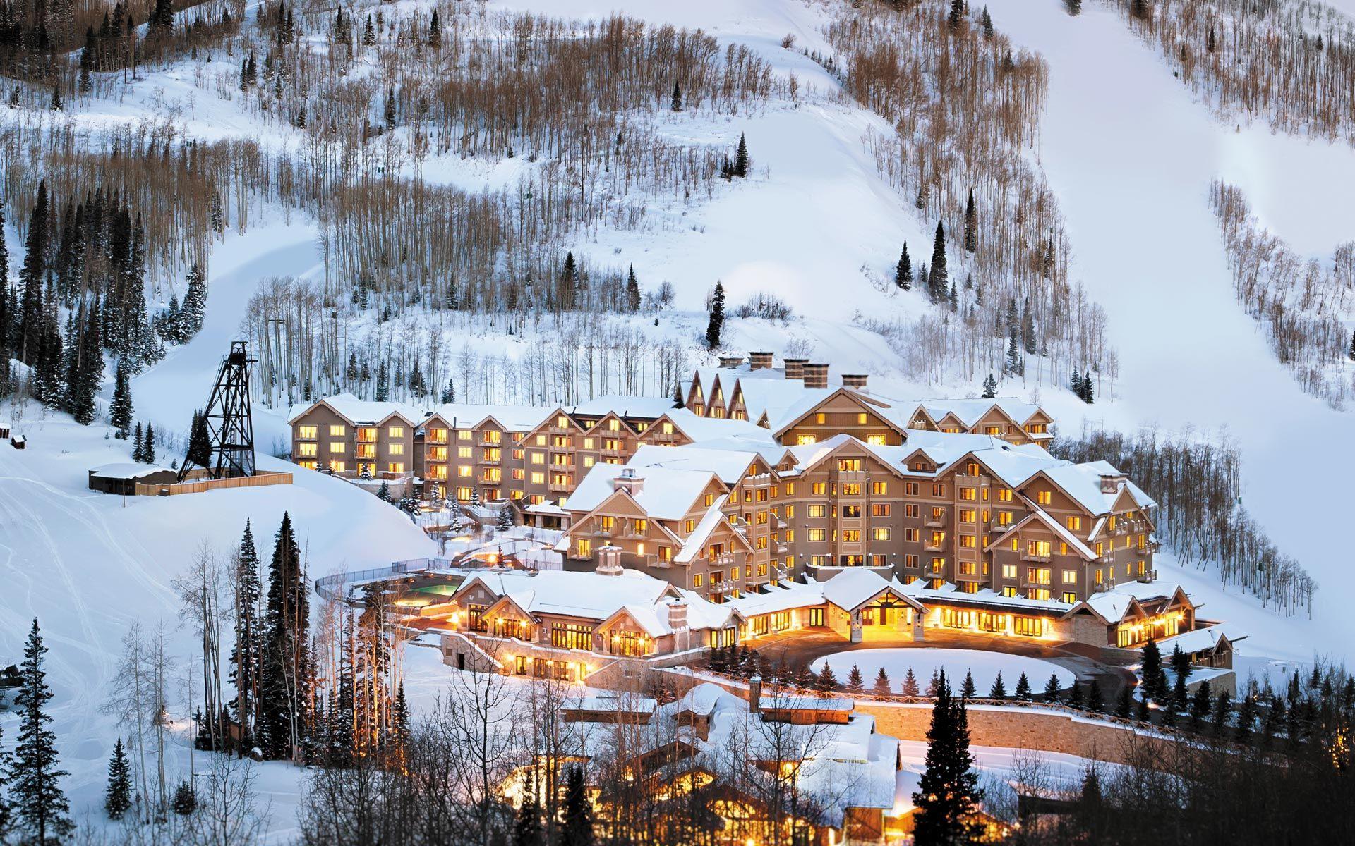 Best Kitchen Gallery: Montage Deer Valley In Park City Utah Ski In Ski Out Luxury of Park City Mountain Resort Hotels  on rachelxblog.com