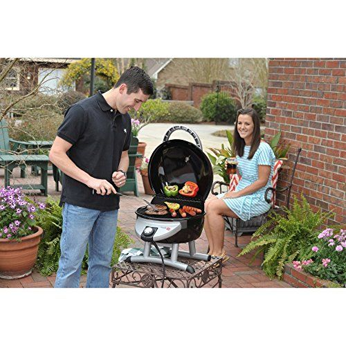 Char Broil TRU Infrared Patio Bistro 180 Electric Grill