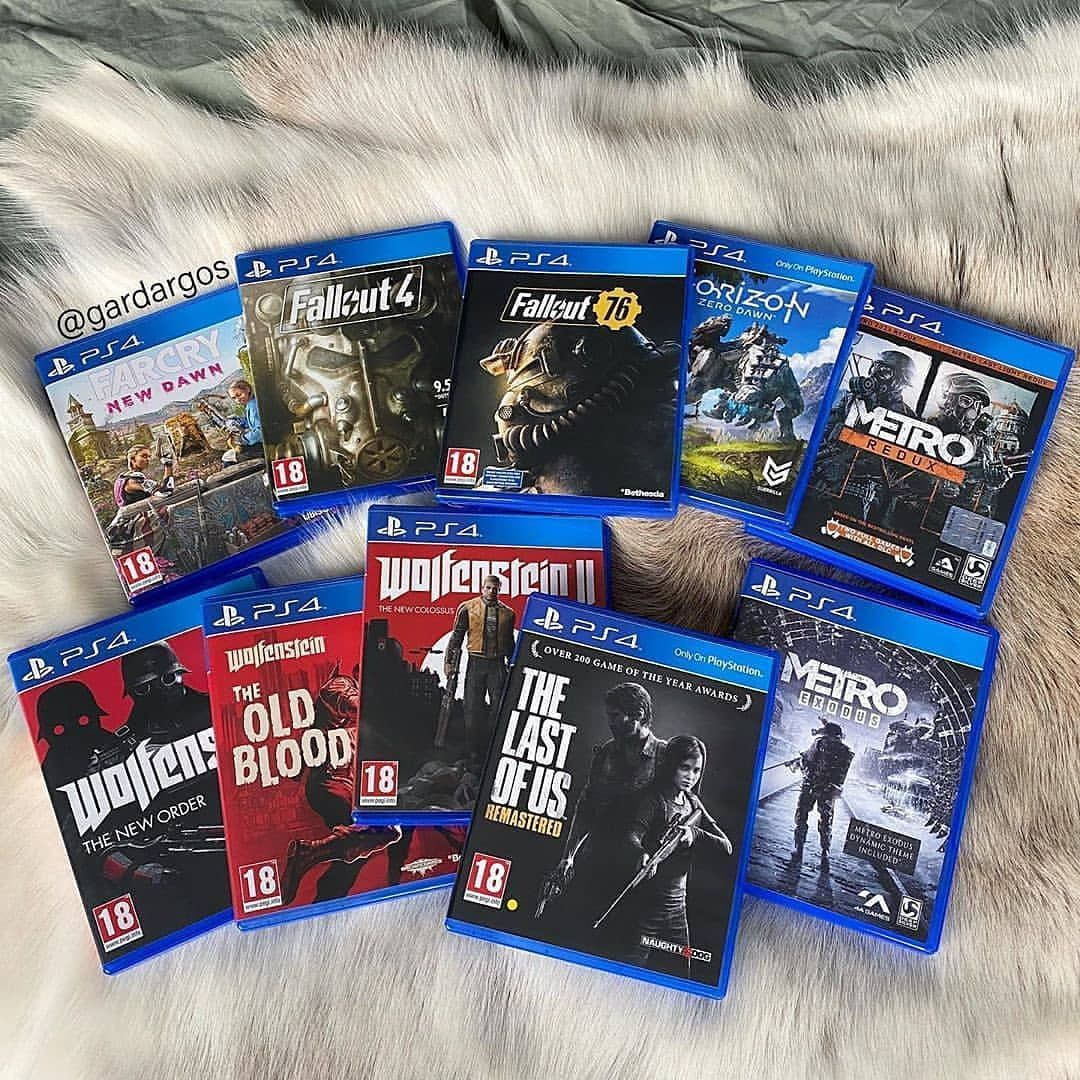 Any Game You Played On Playstation 4 قيمرز قيمنق بلايستيشن اكسبوكس ننتندو قيمرز بيسيات Gamer Games Gaming Entertainment Nintendoswitch Ps5 Ps