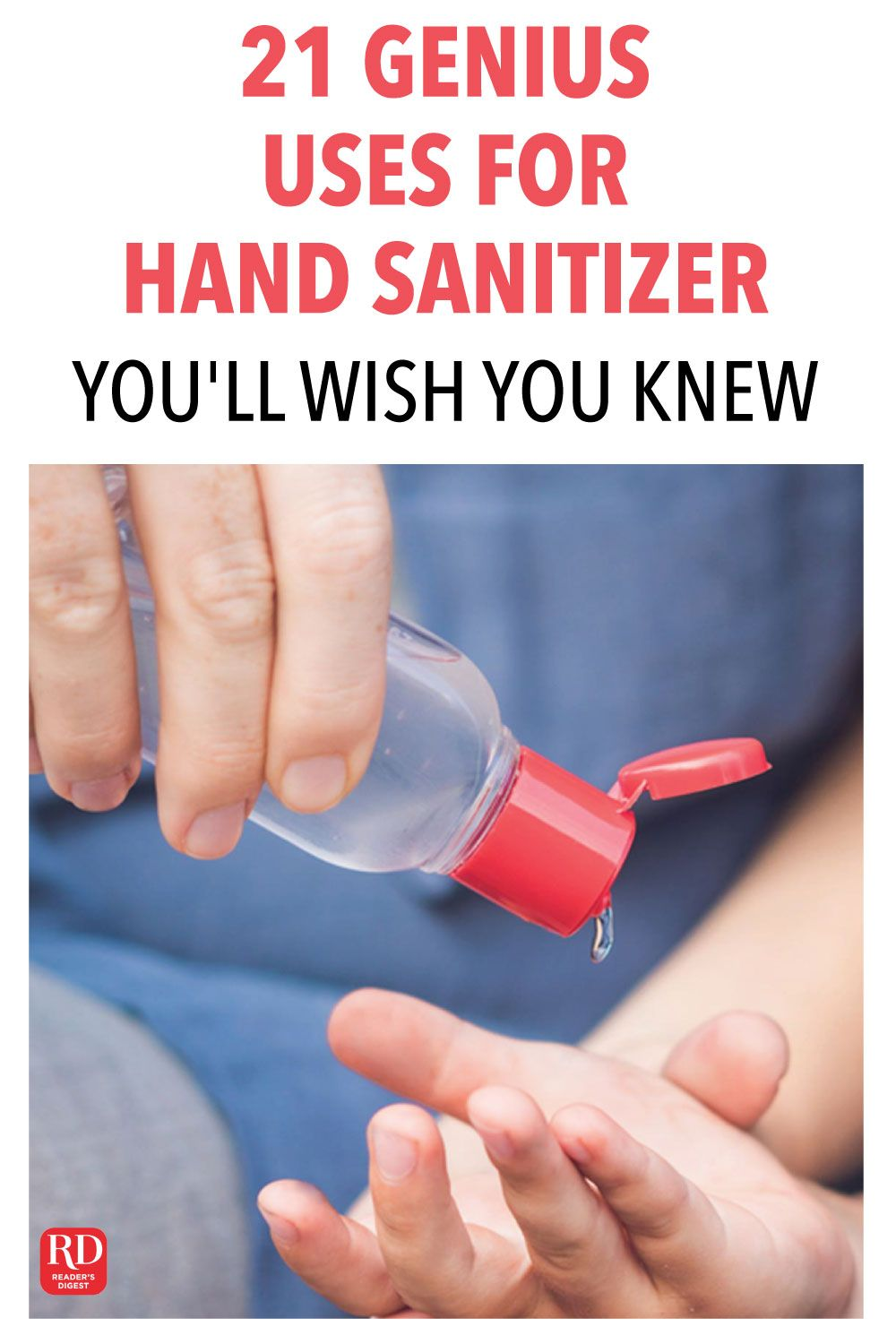 21 Genius Uses For Hand Sanitizer You Ll Wish You Knew Before