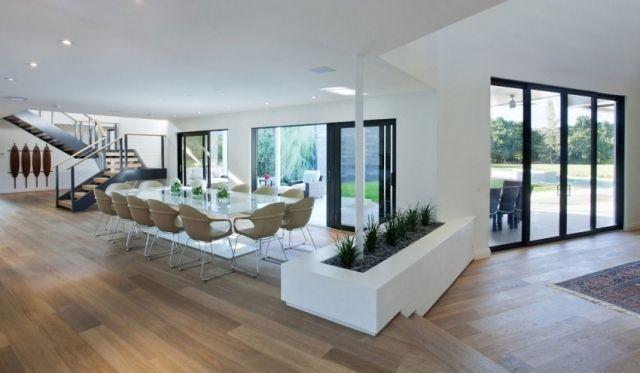 Emejing Amenager Une Grande Salle A Manger Contemporary - Design ...