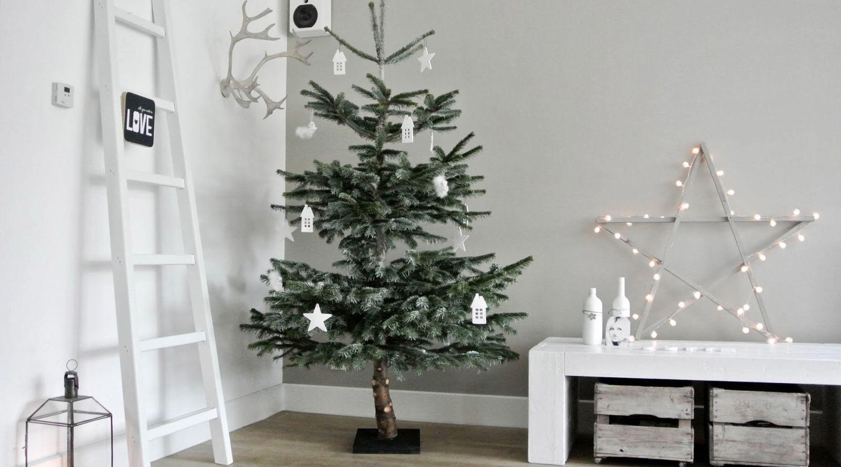 weihnachtsbaum schmücken so geht's richtig  wohnzimmer