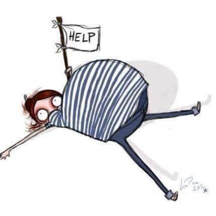 Geburt, Schwangerschaft, Weihnachtszeit, platzen, help
