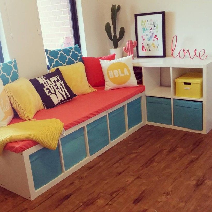 60 Stunning Ikea Kallax Ideas Hacks Playroom Kids