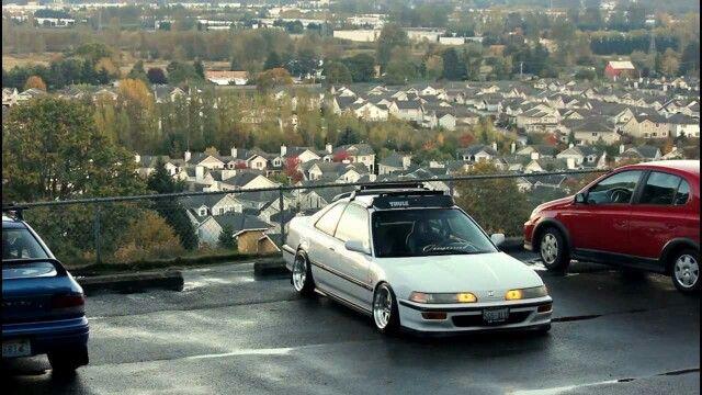 Hangin Out Acura Integra Oldsmobile Acura