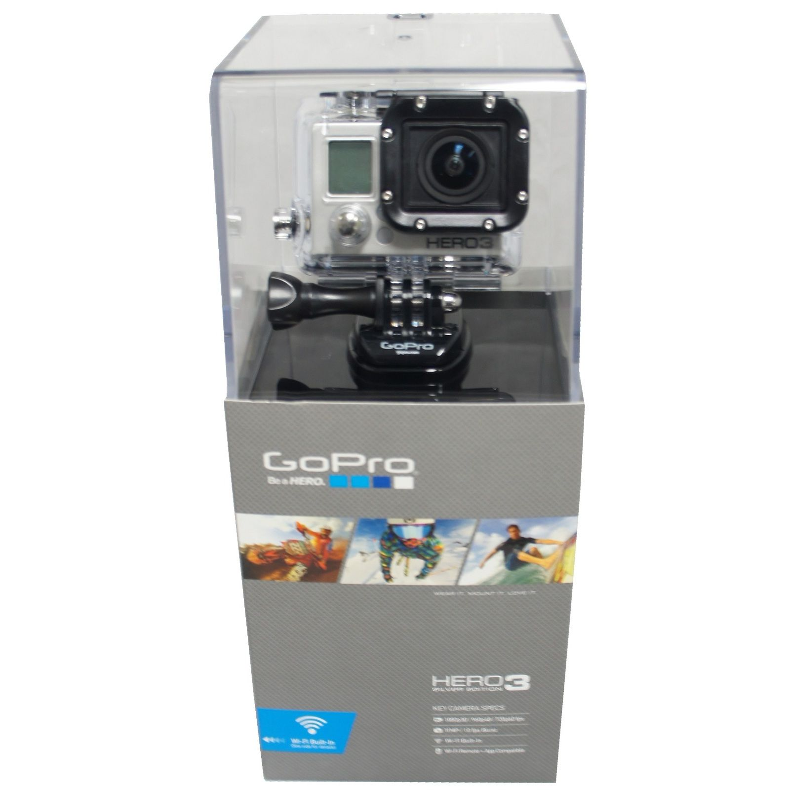GoPro in the Case