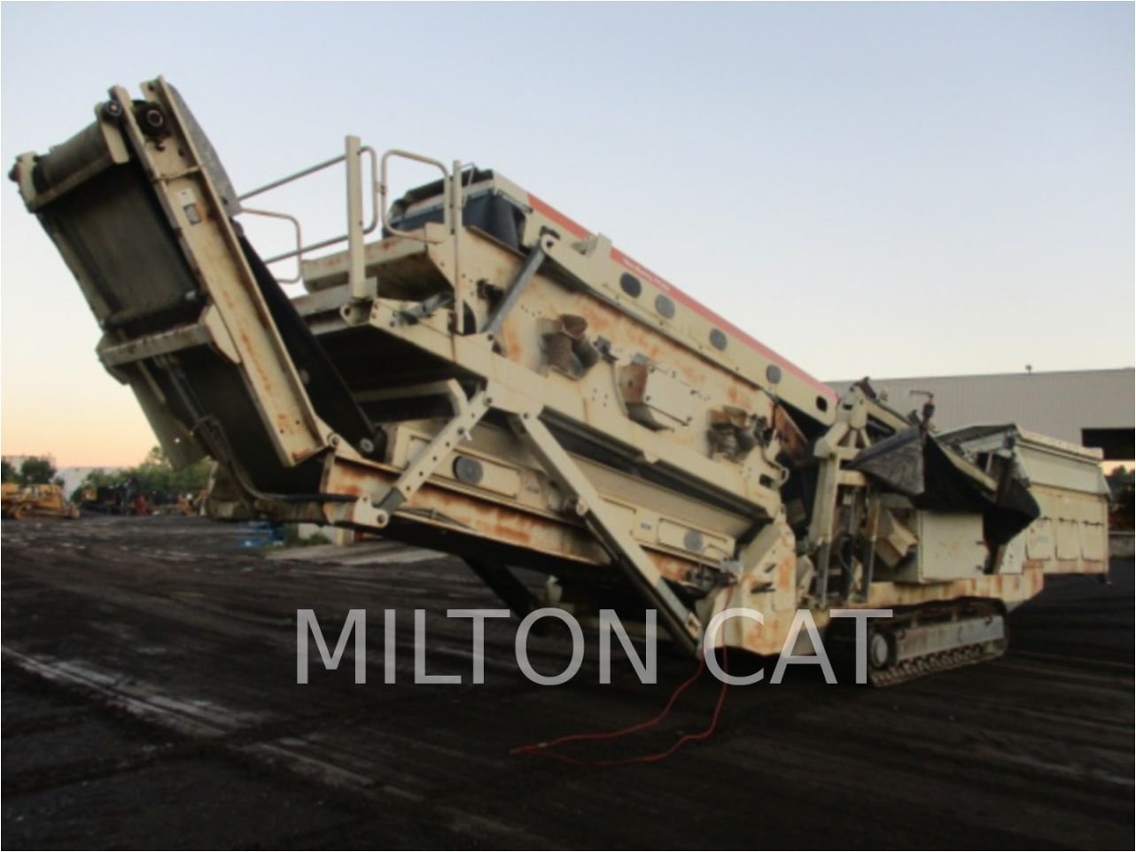 2004 NORDBERG ST352 Screen for sale Milton CAT Syracuse