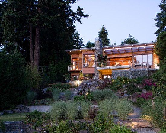 hanggarten haus nutzen gestalten ideen terrassierung. Black Bedroom Furniture Sets. Home Design Ideas