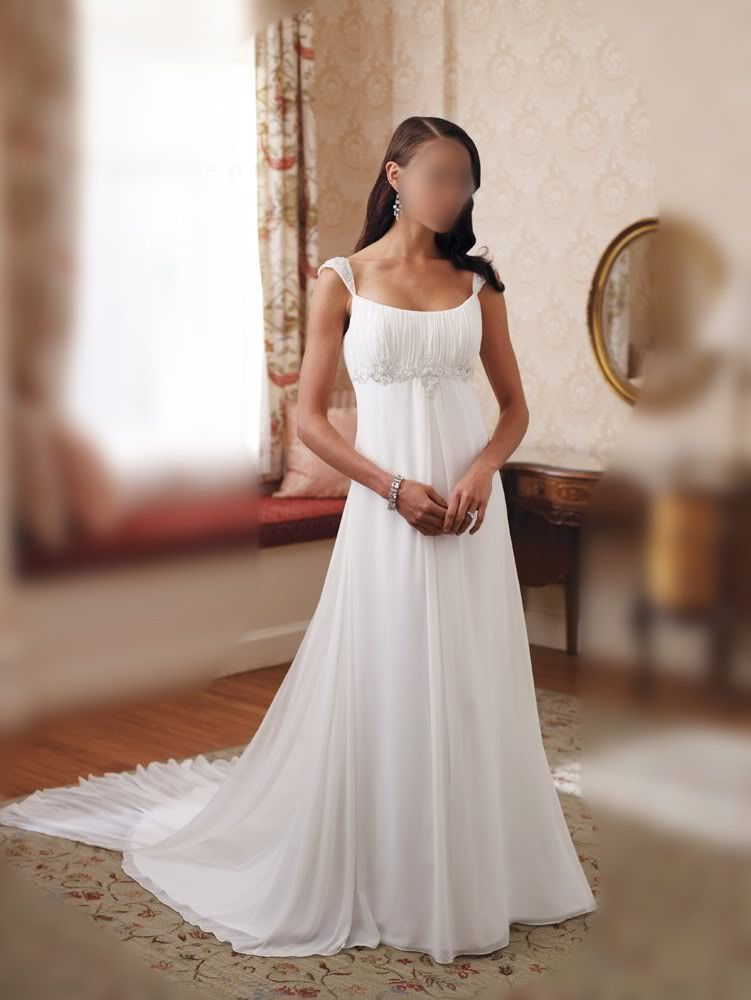 US $142.00 New without tags in Clothing, Shoes & Accessories, Wedding & Formal Occasion, Wedding Dresses