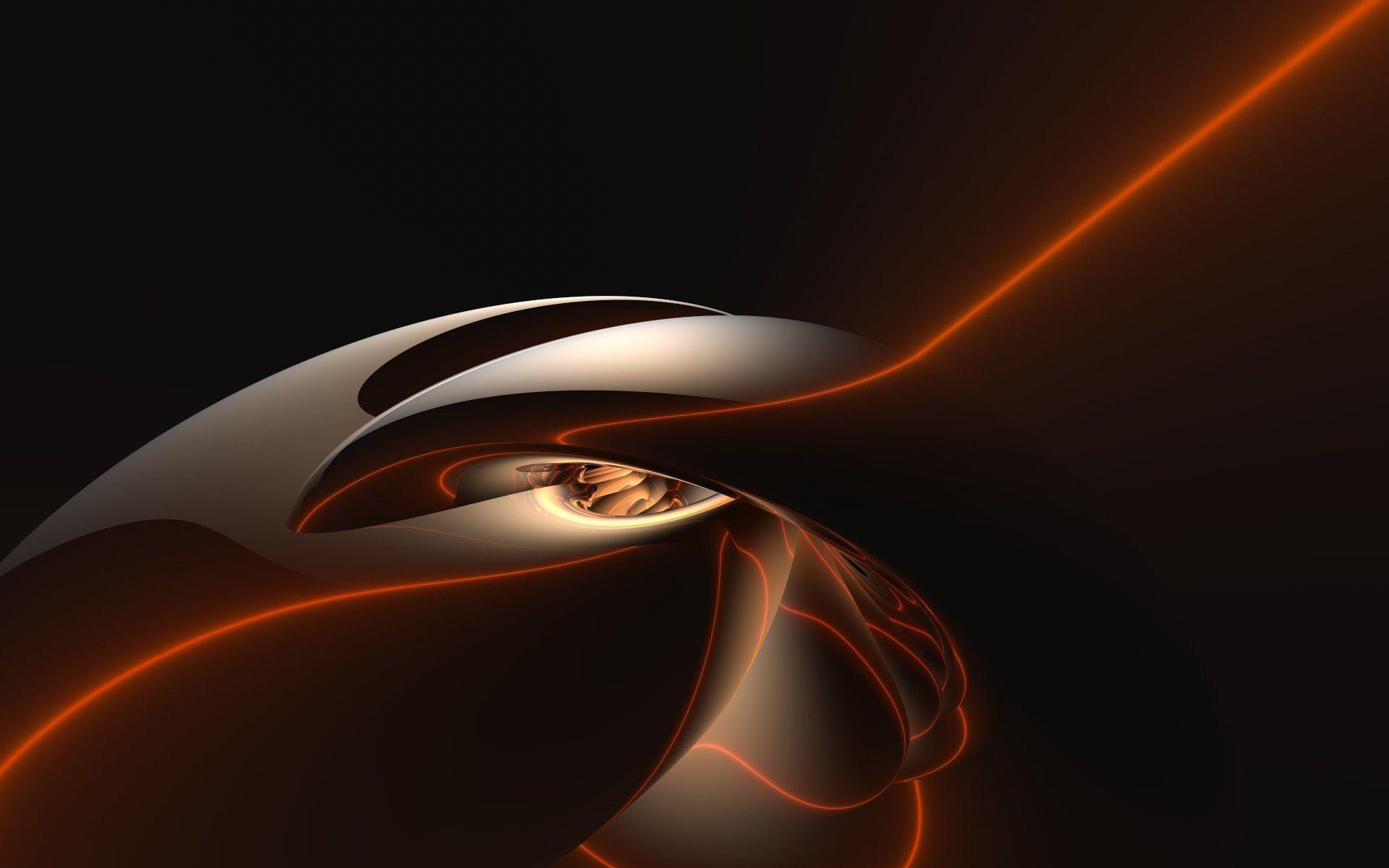 Black And Orange Wallpaper Hd: Abstract Orange Black - Google Search