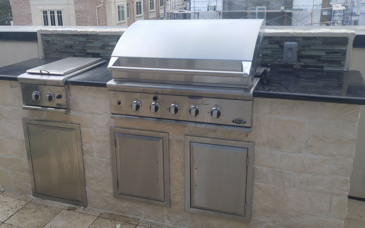 Outdoor Kitchen Grills - Best In Texas http ...