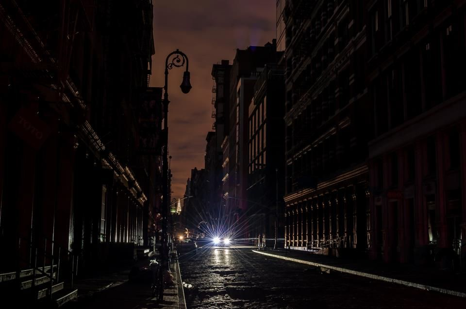 """""""The streets were dark with something more than night"""""""