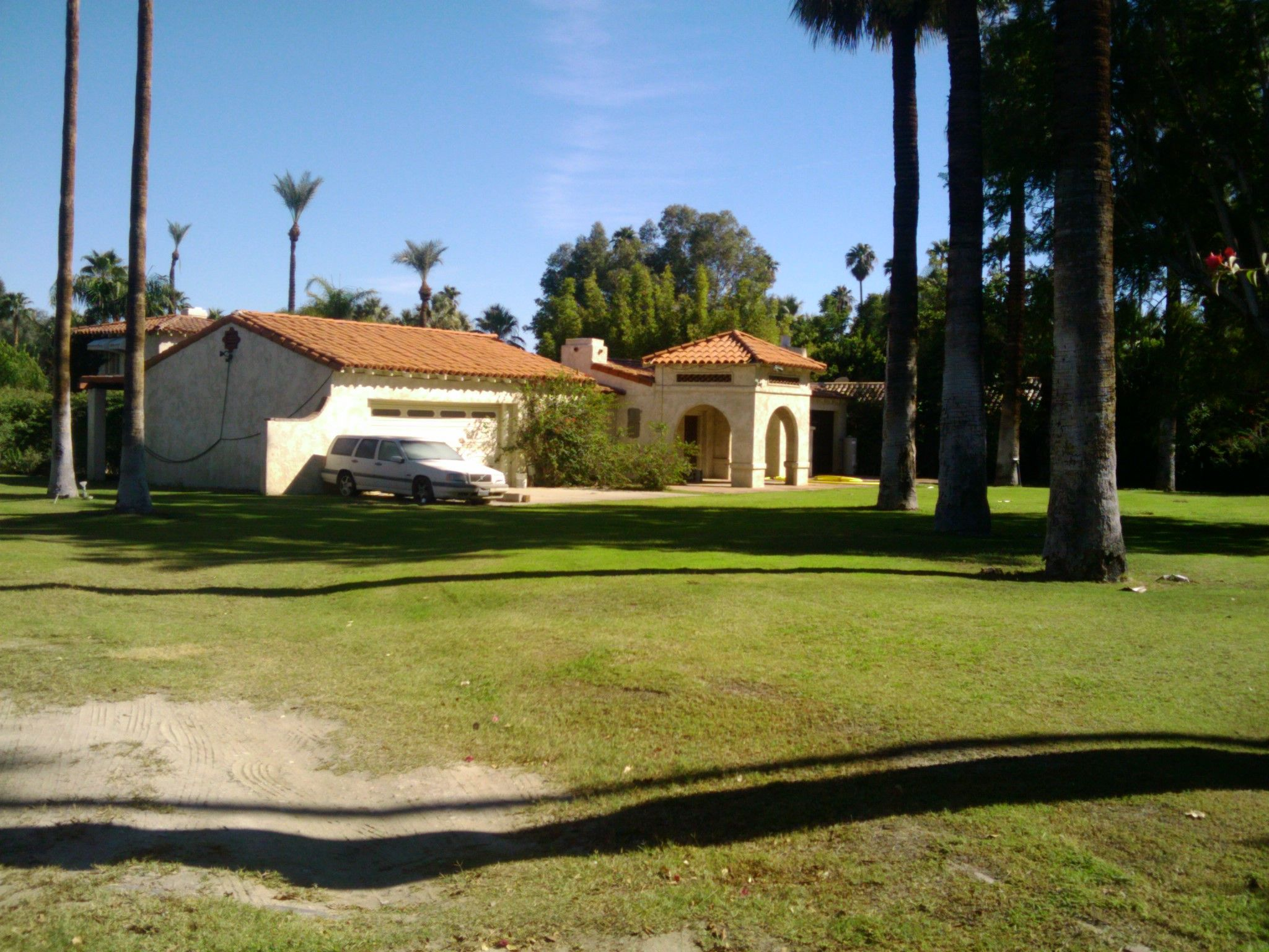 Barbara hutton cary grant home palm springs palm for Property in palm springs