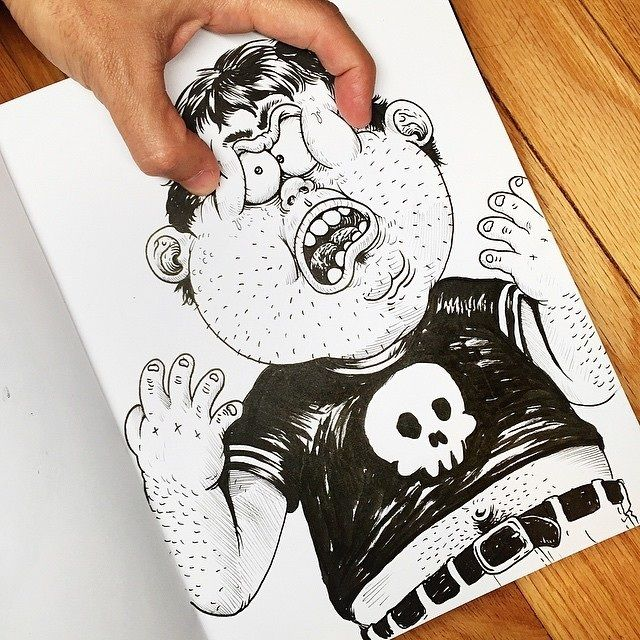 inkteractive-ink-illustrations | Alex Solis
