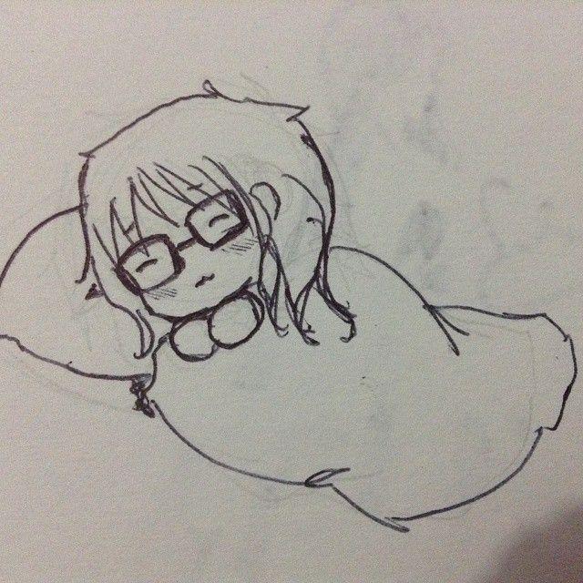 Yo haciendo lo mejor que se hacer... Dormir