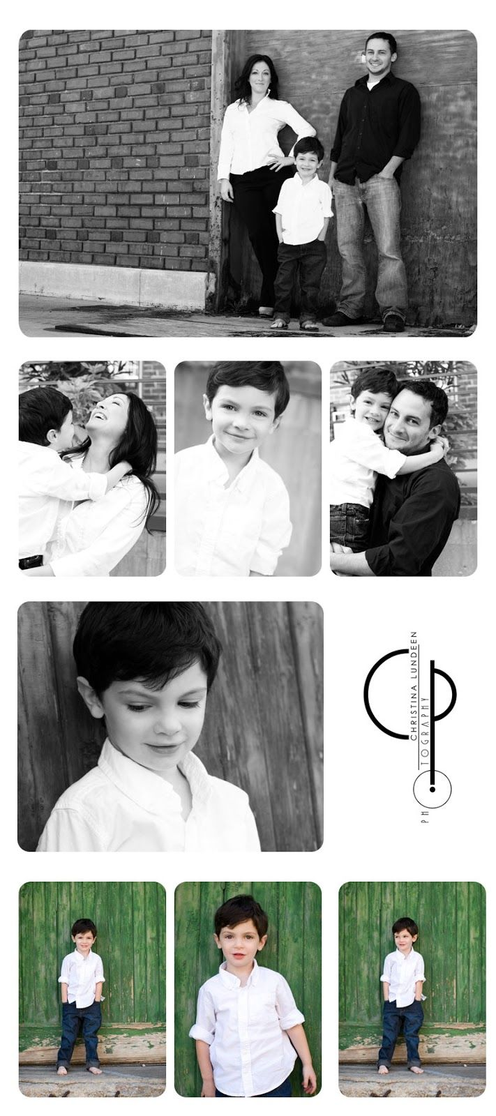 Christina lundeen photography kansas city family pictures for Urban family photo ideas