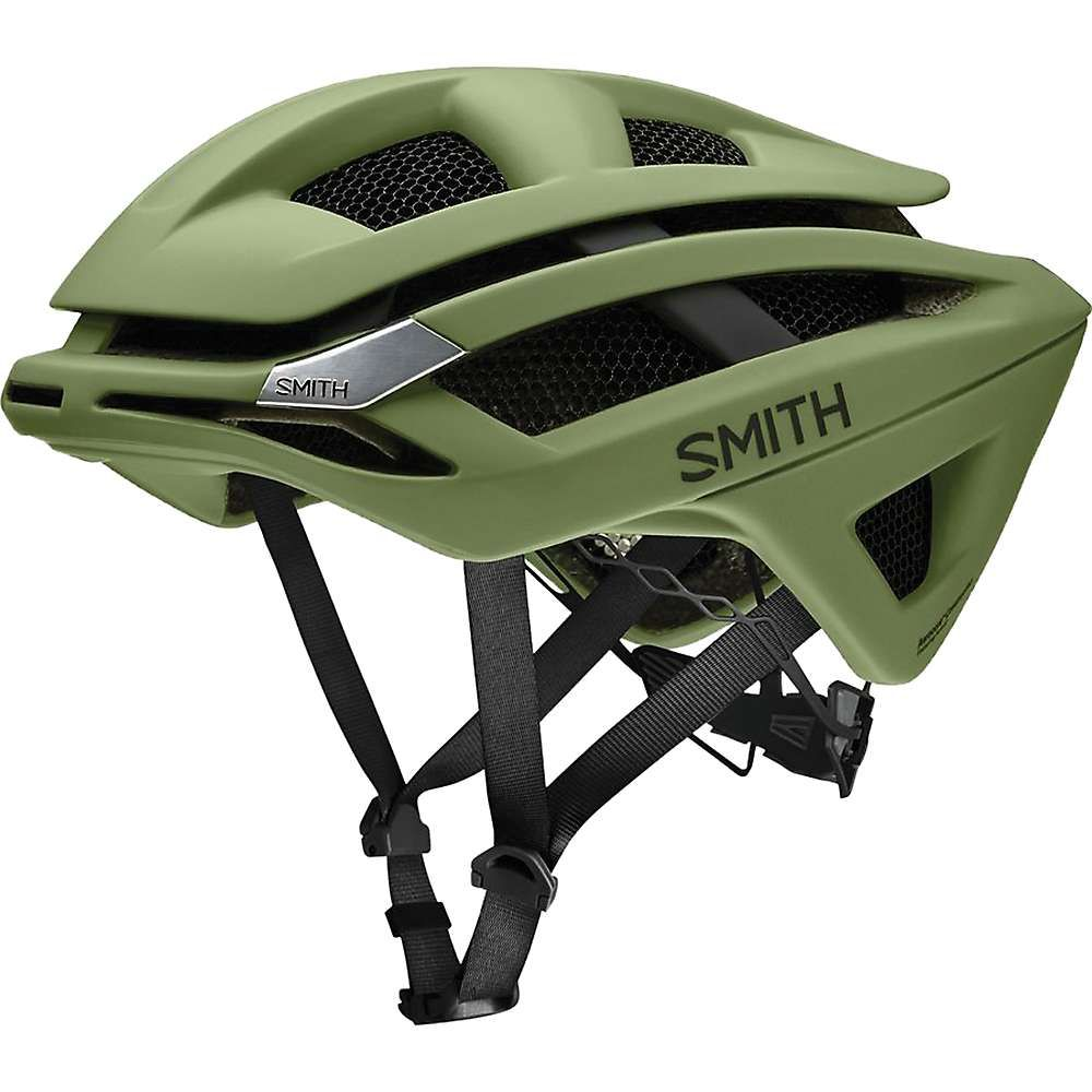 Smith Overtake Bicycle Cycling Helmet Matte White Frost Size Large