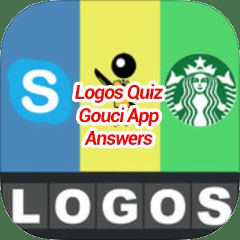 Logos Quiz Gouci App Level 10 Game Solver In 2020 Logo Quiz Logo Quiz Answers Quiz